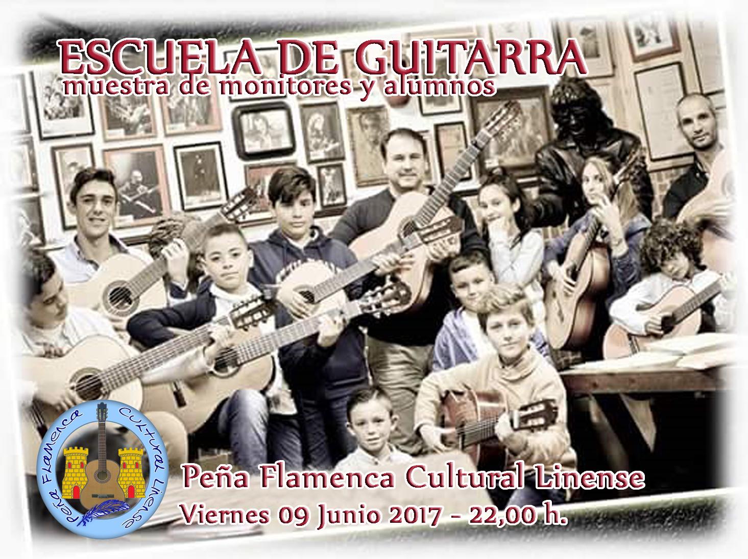 10. ESCUELA DE GUITARRA 2017