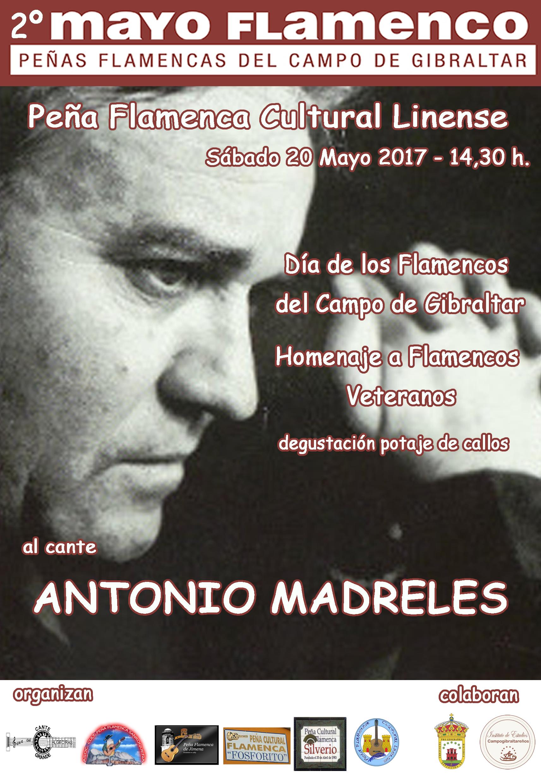 9. FLAMENCOS VETERANOS - MAYO FLAMENCO MADRELES 20.05.2017
